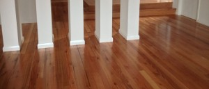 Image for how to sand a timber floor
