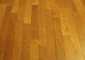Image of timber floor repairs